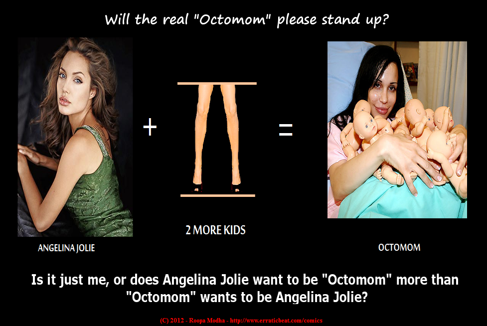 Will The Real Octomom Please Stand Up?